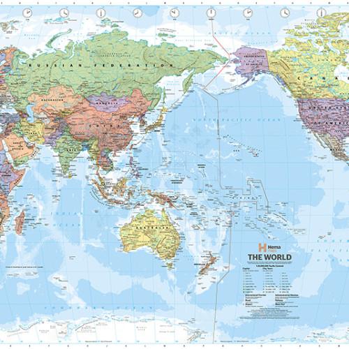 World Cartographer